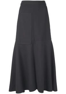 Tibi stretch knit skirt