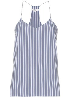 Tibi striped cami top