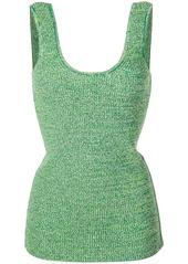 Tibi sweater tank top