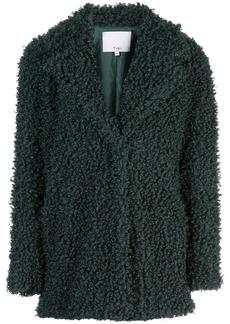Tibi textured pea coat