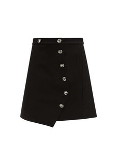 Tibi Anson A-line mini skirt