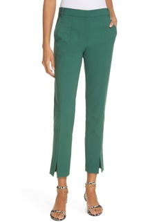 Tibi Anson Beatle Stretch Ankle Pants