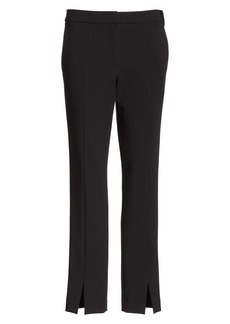 Tibi Anson Beatle Stretch Ankle Pants
