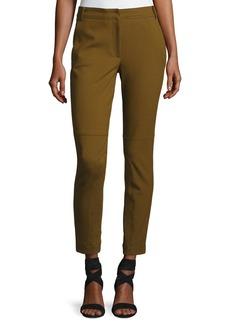 Tibi Anson Crepe Pants w/ Insert