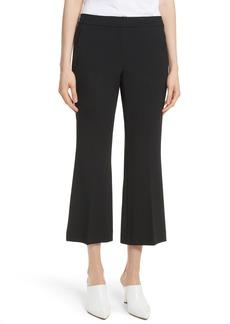 Tibi Anson Crop Bootcut Pants