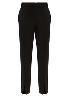 Tibi Anson cropped trousers