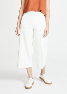 Tibi Anson Stretch Wide Leg Pants