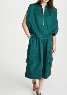 Tibi Balloon Dress
