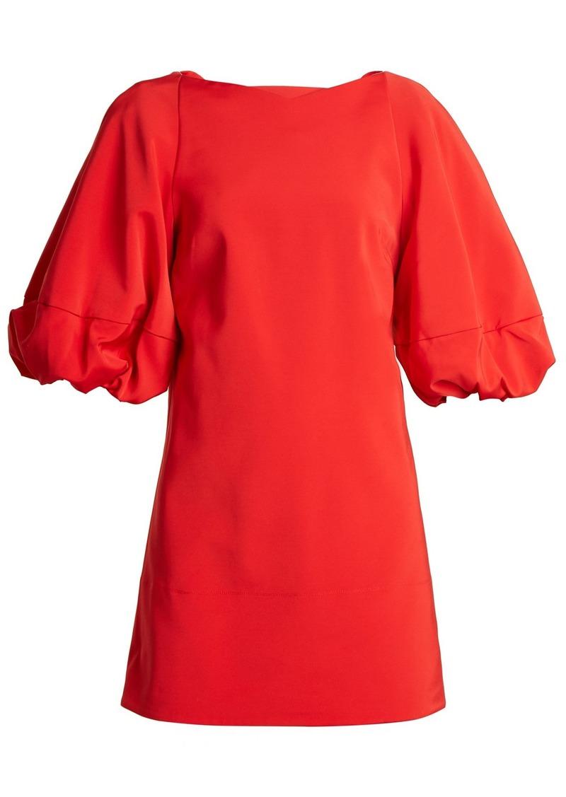 e4b9a7d206b8 On Sale today! Tibi Tibi Balloon-sleeved faille mini dress