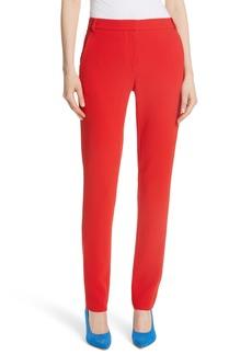 Tibi Beatle Slim Leg Pants