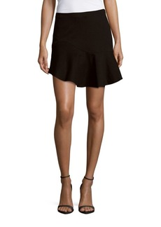 Tibi Bond Frilly Skirt