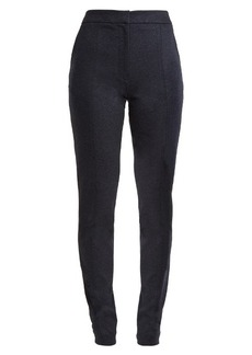 Tibi Calvary zip-cuff stretch-twill trousers