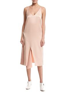 Tibi Celestial Sleeveless Slip Dress