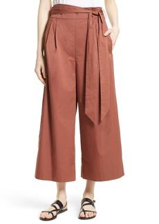Tibi Cotton Obi Culottes