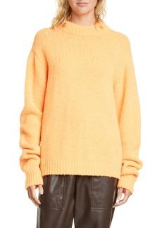 Tibi Cozette Alpaca & Wool Blend Sweater