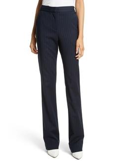 Tibi Delmont Bootcut Pants