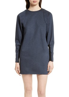 Tibi Dolman Sleeve Minidress