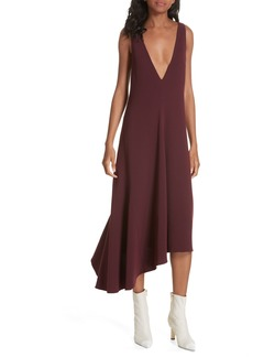 Tibi Drape Dress
