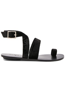 Tibi Hallie Sandal in Black. - size 36.5 (also in 37.5,38)