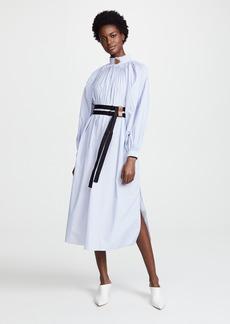 Tibi Isabelle Shirting Dress