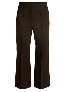 Tibi Jane slim-leg cropped trousers