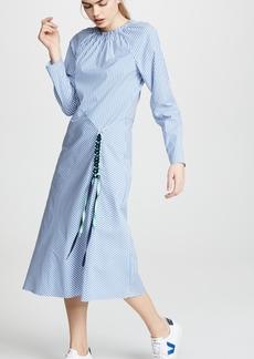 Tibi Lanyard Dress