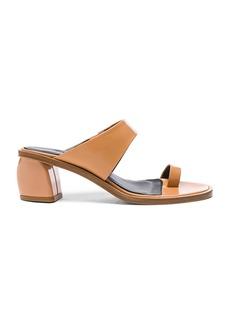 Tibi Leather Olivia Sandals