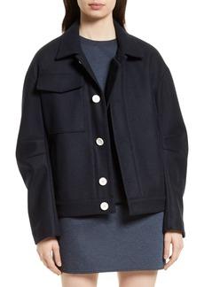 Tibi Leigh Bomber Jacket