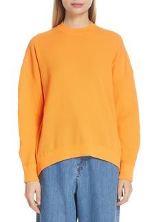 Tibi Lightweight Tech Sweater
