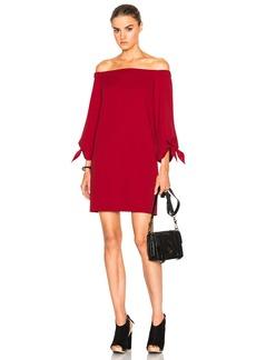 Tibi Off The Shoulder Dress