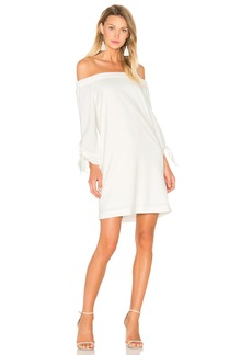 Tibi Off The Shoulder Dress