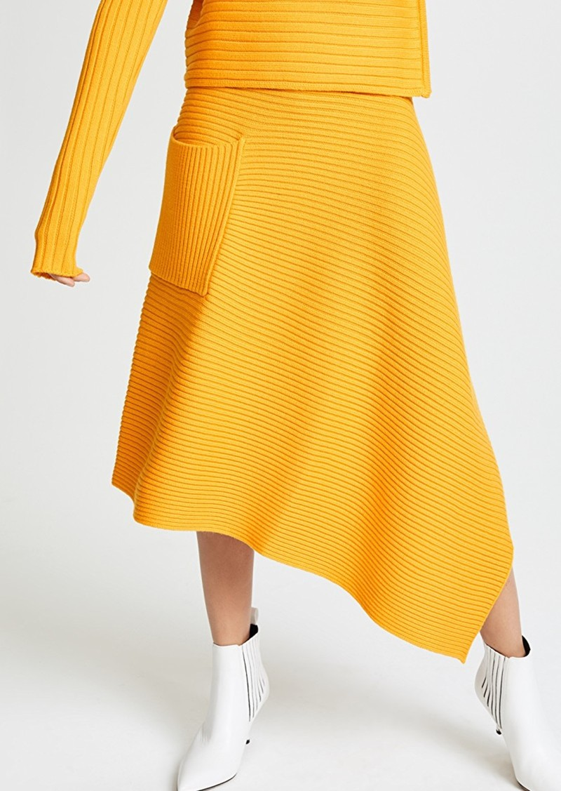 Tibi Tibi Origami Skirt Skirts Shop It To Me