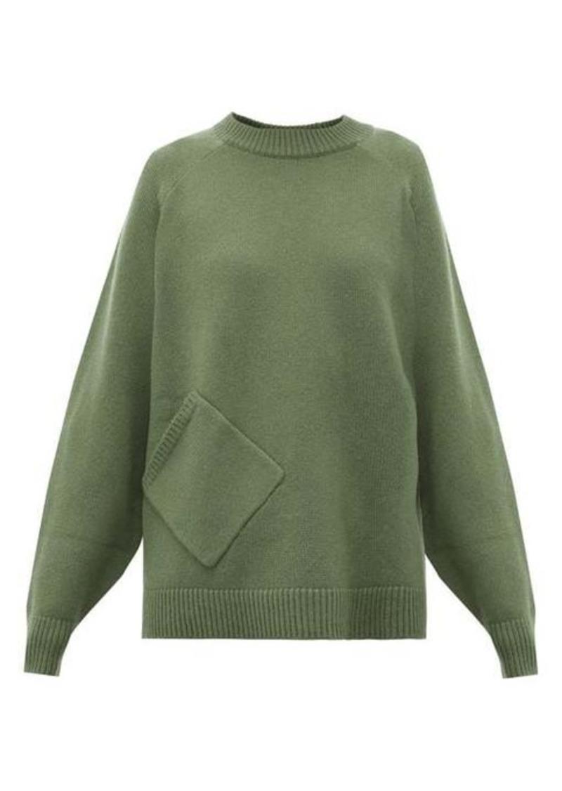 Tibi Oversized cashmere sweater