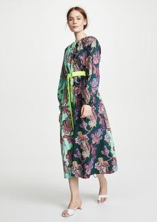 Tibi Patchwork Dress