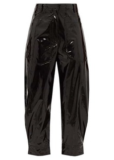 Tibi Patent trousers