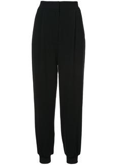 Tibi pleat balloon style trousers - Black
