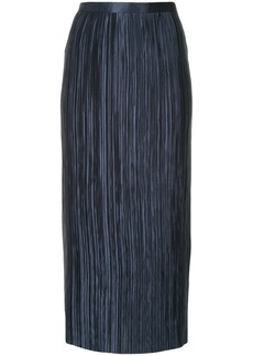 Tibi pleated skirt - Blue