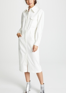Tibi Pocket Dress