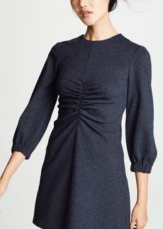 Tibi Ruched Dress