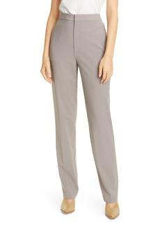 Tibi Sebastian High Waist Tropical Suiting Pants