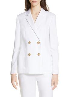 Tibi Slit Sleeve Suiting Jacket
