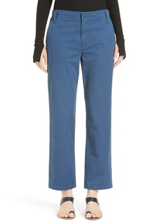 Tibi Slouchy Enzyme Twill Pants