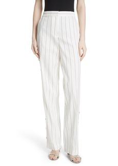 Tibi Snap Side Stripe Pants