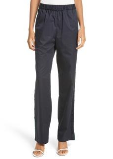 Tibi Snap Side Track Pants