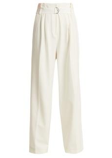 Tibi Stella wide-leg trousers