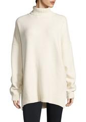 Tibi Turtleneck Cashmere Sweater