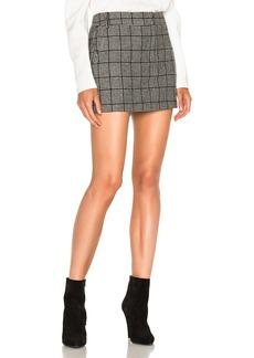 Tibi Tweed Skirt