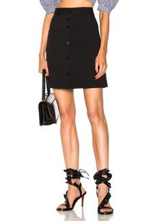 Tibi Urban Stretch Skirt
