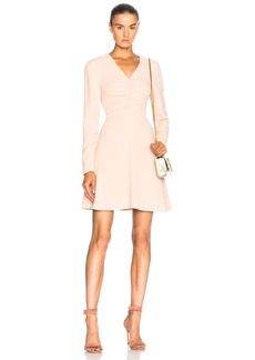 Tibi V Neck Dress
