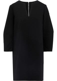 Tibi Woman Crepe Mini Dress Black
